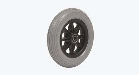 Forhjul til kørestole (små hjul)