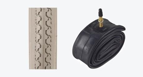 Dæk & slanger til lufthjul