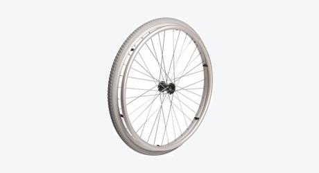 Komplette baghjul