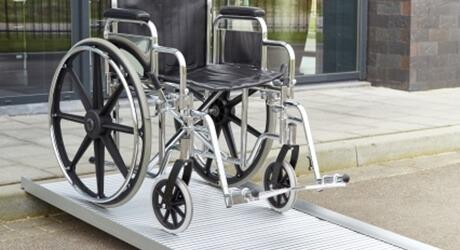 Kørestolsramper