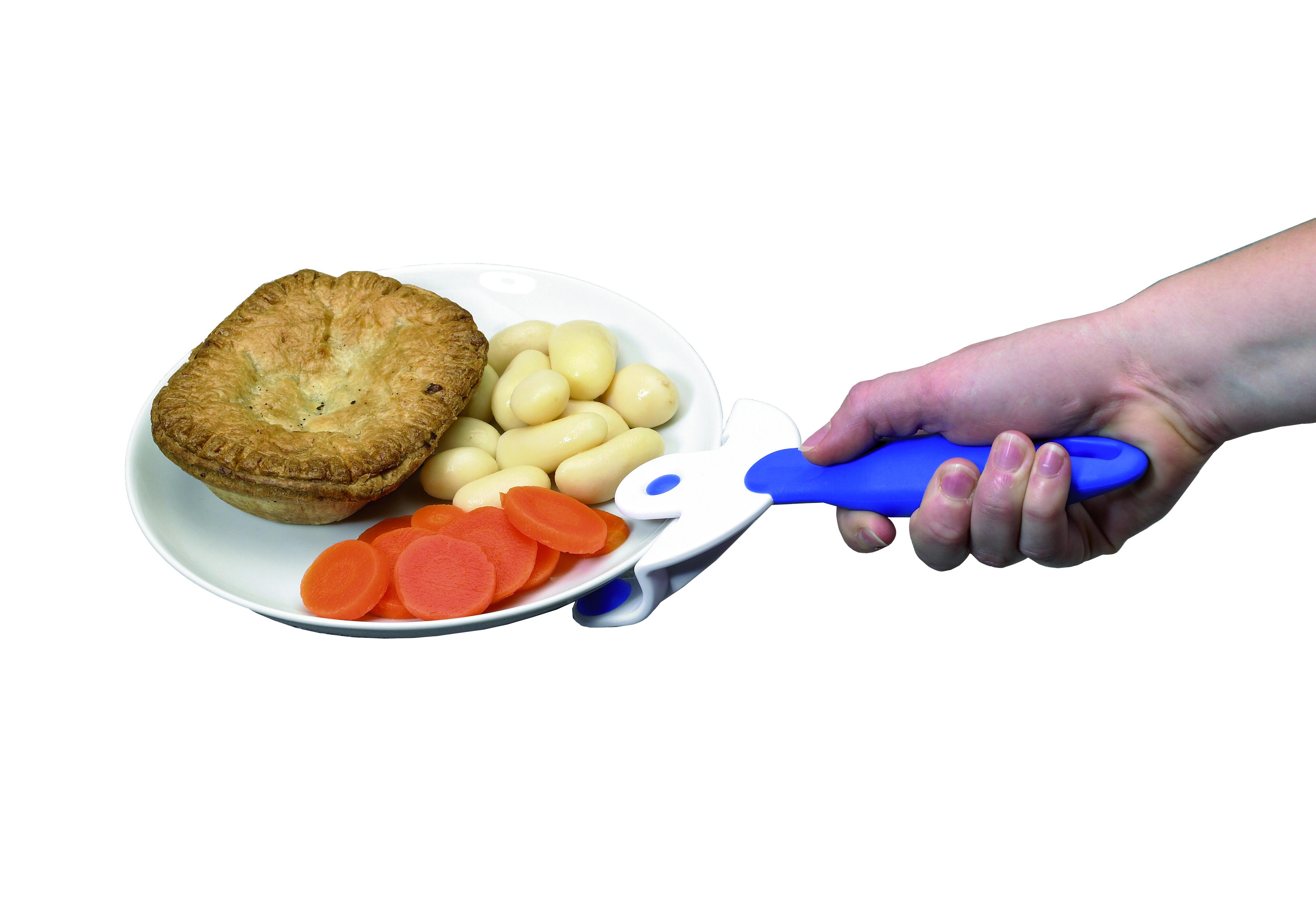 Tallerken-håndtag