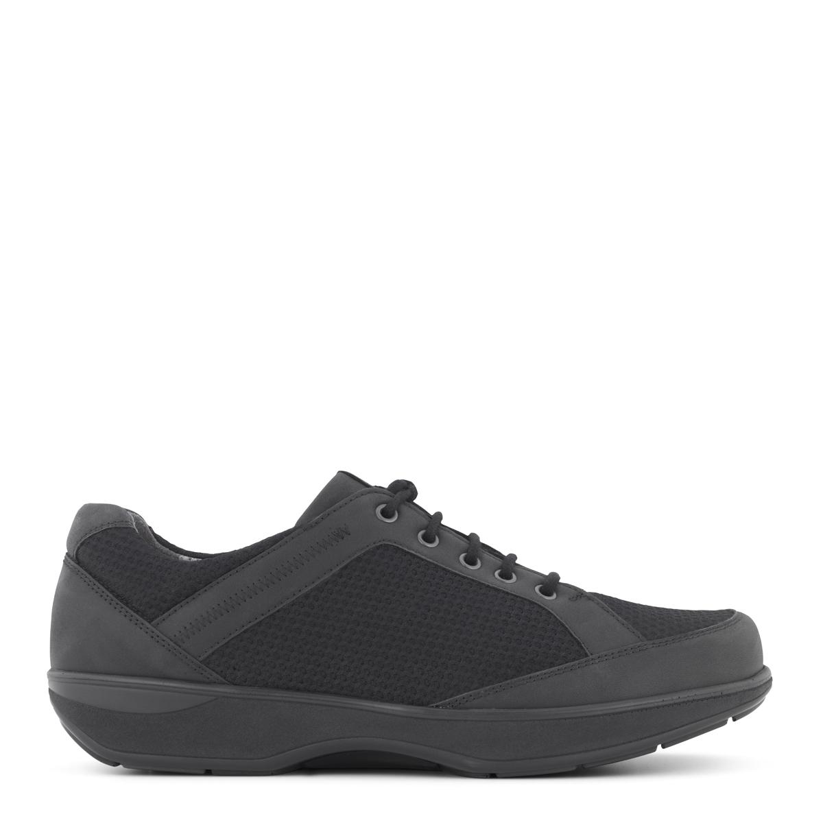 New Feet sporty herresko med snørrebånd – ekstra bred fra