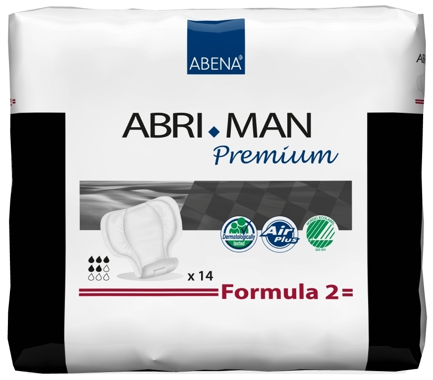 Image of   Abri-Man Premium, vælg ml. to størrelser