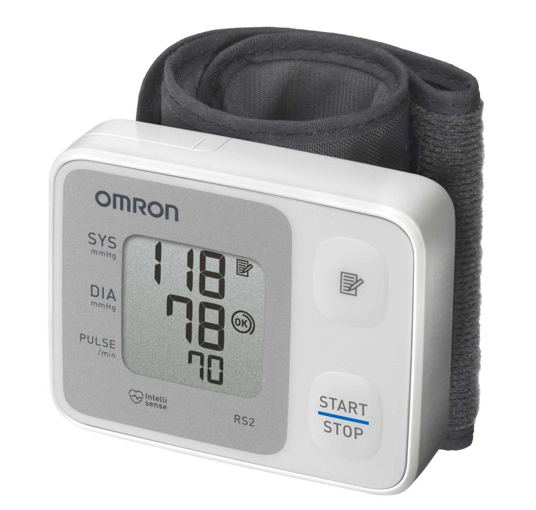 Omron RS2 - blodtryksmåler til håndled