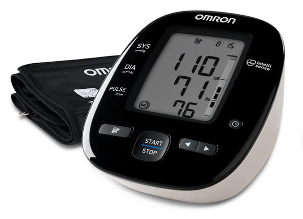Omron MIT3 - blodtryksmåler til overarmen