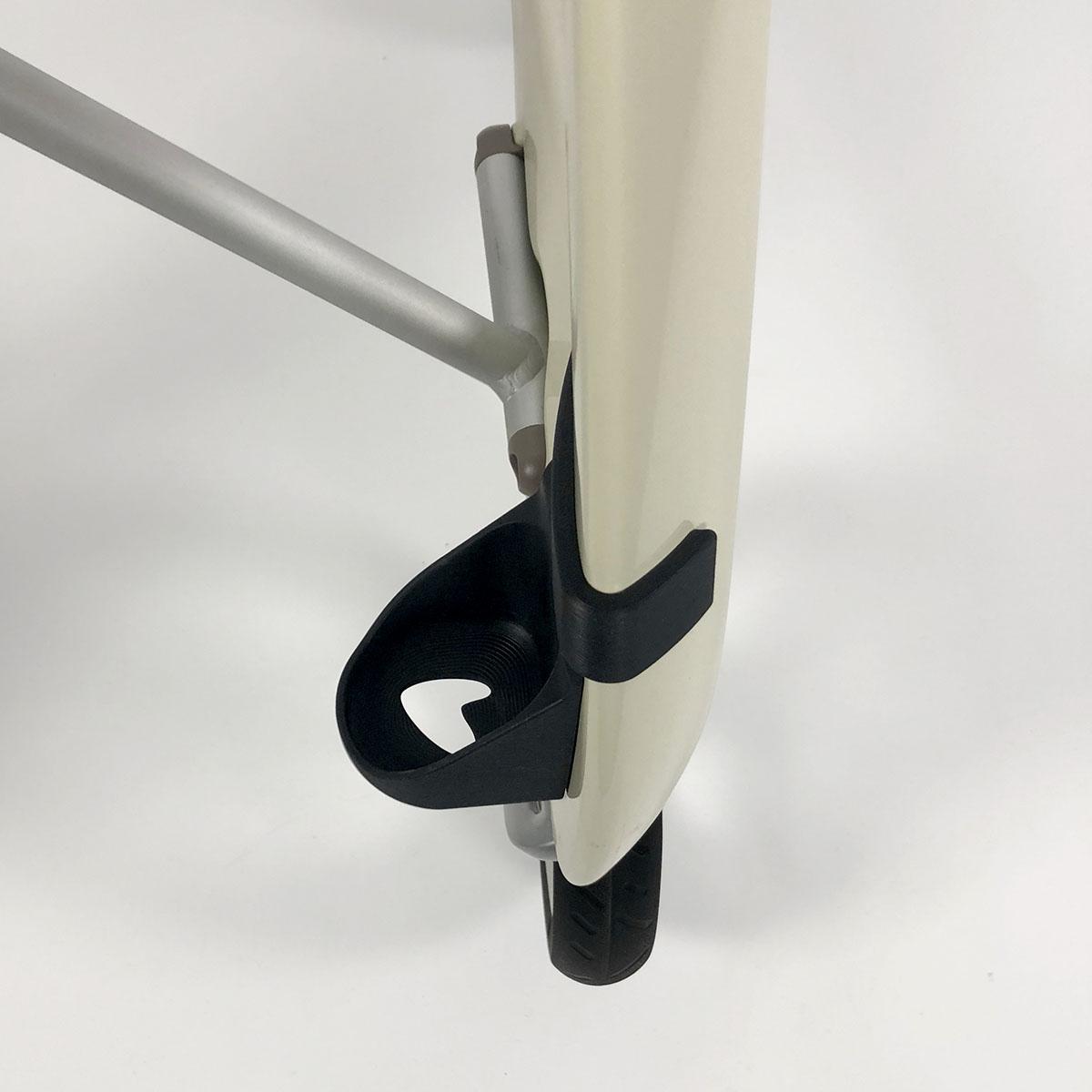 Image of   ByAcre - stokkeholder til Carbon Ultralight rollator