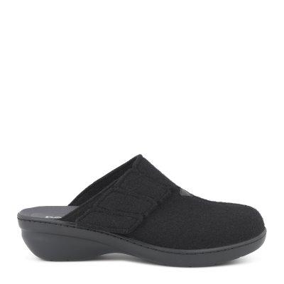 New Feet dame hjemmesko i uld