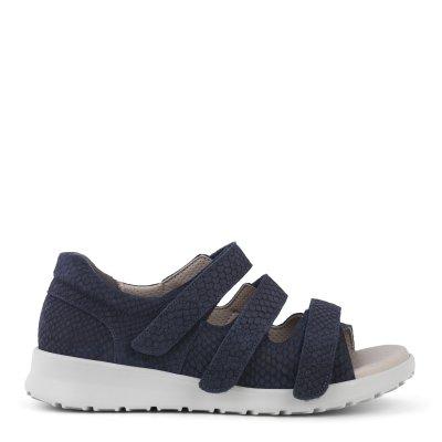 Denne sandal er for dig, som søger en sandal med optimal stabilitet.