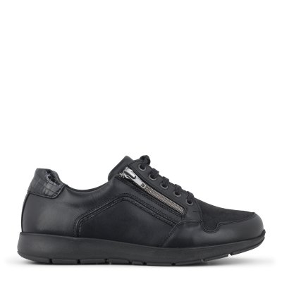 Flot sko med finde detaljer