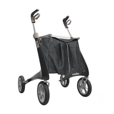 ByAcre - indkøbsnet til Carbon Ultralight rollator