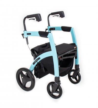 Rollz Motion - kombineret rollator og kørestol