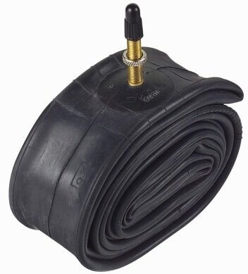 """Slange til dæk på 7"""" (175x45, 90/30 ventil)"""