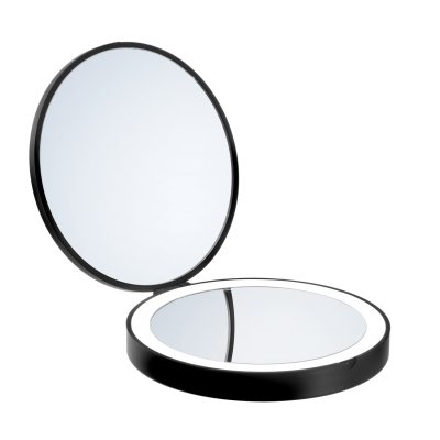 Spejl med lys