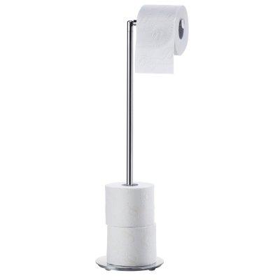 Praktisk løsning til toiletpapir