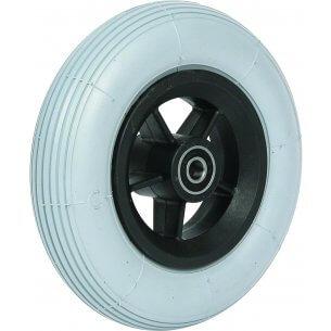 """7"""" lufthjul inkl. afstandsbøsninger (175x45)"""