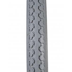 """Punkterfri dæk til kørestol, 24"""" x 1"""" (25-540)"""