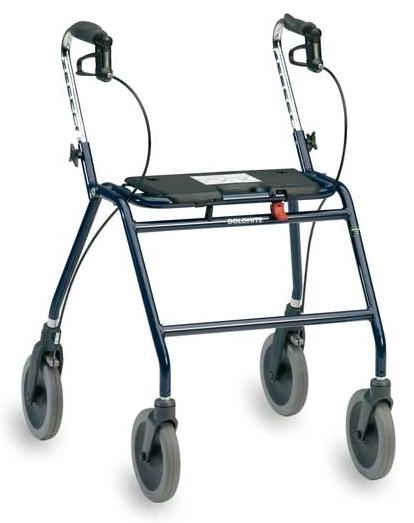 Dolomite Futura rollator (fås i fire størrelser) – pris 2399.00