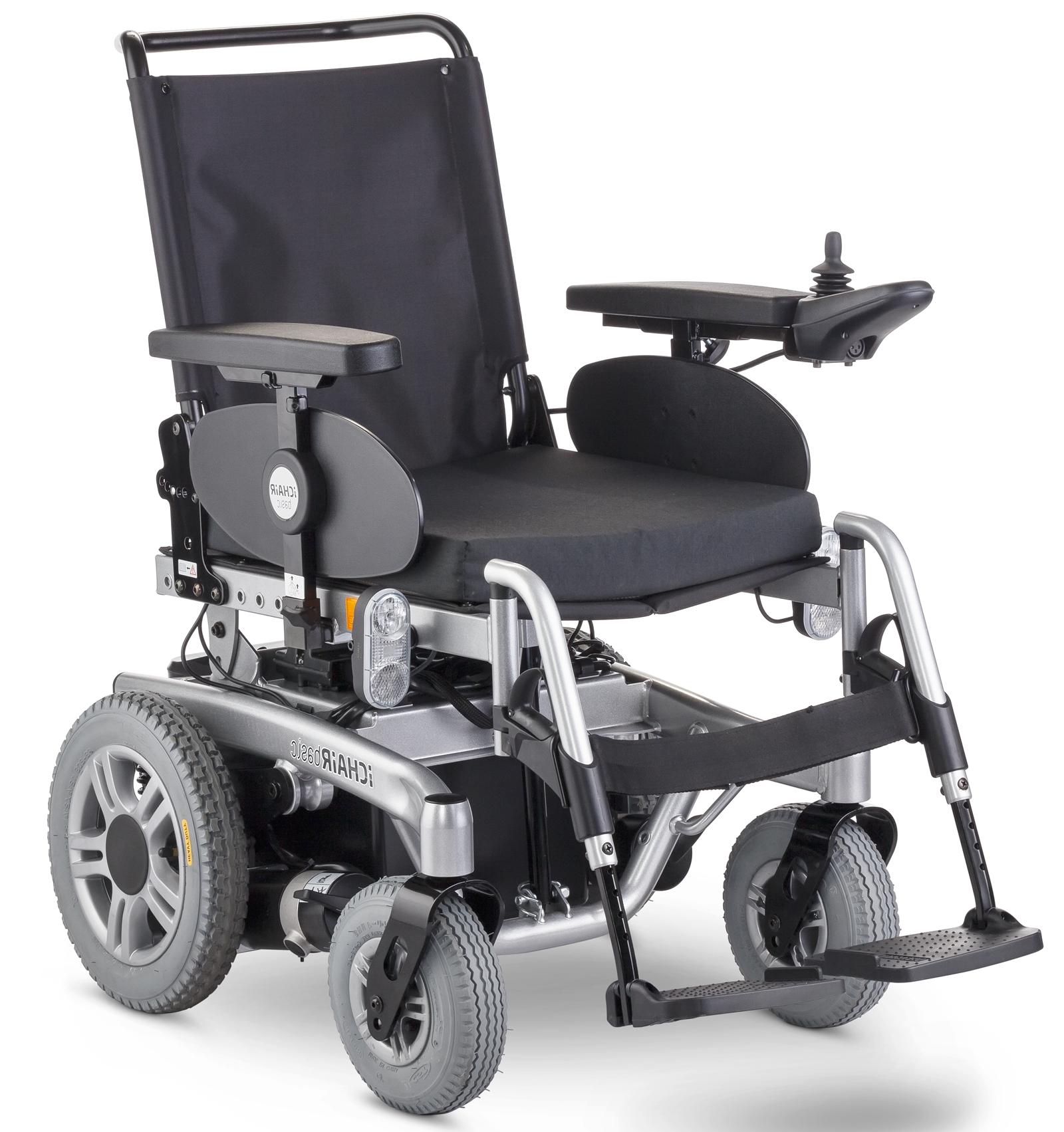 Elkørestol (ichair MC Basic)