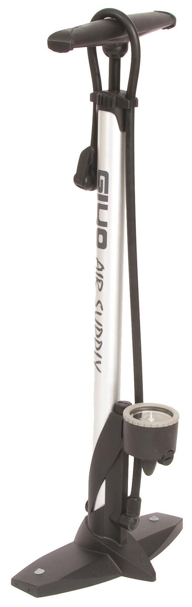 Image of   Alm. pumpe til kørestolsdæk med manometer