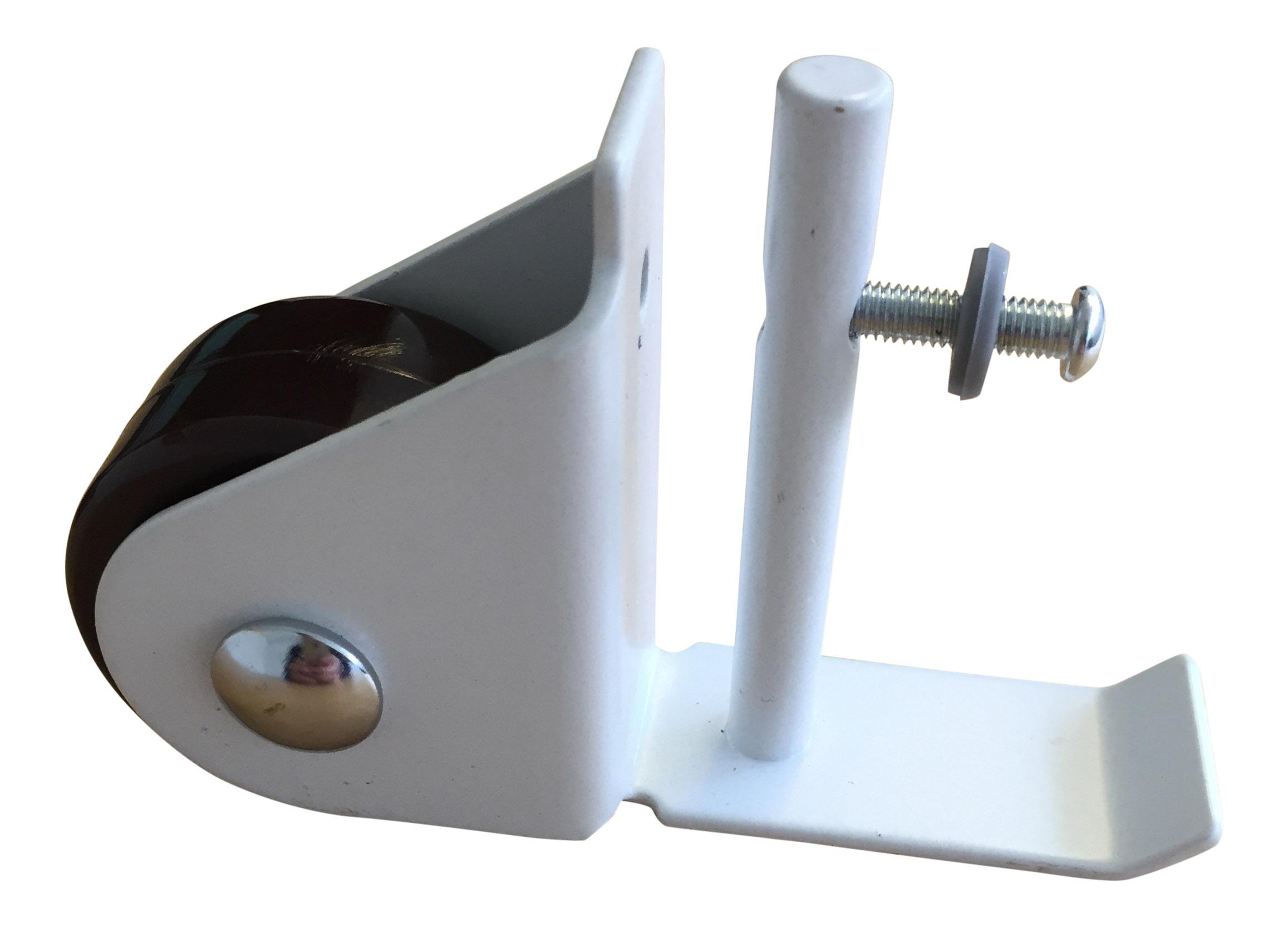 Hjul til montering på spisebordsstole