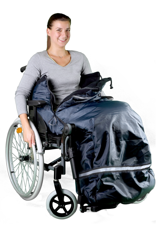 Image of   Kørepose til kørestol (fås i 3 størrelser)