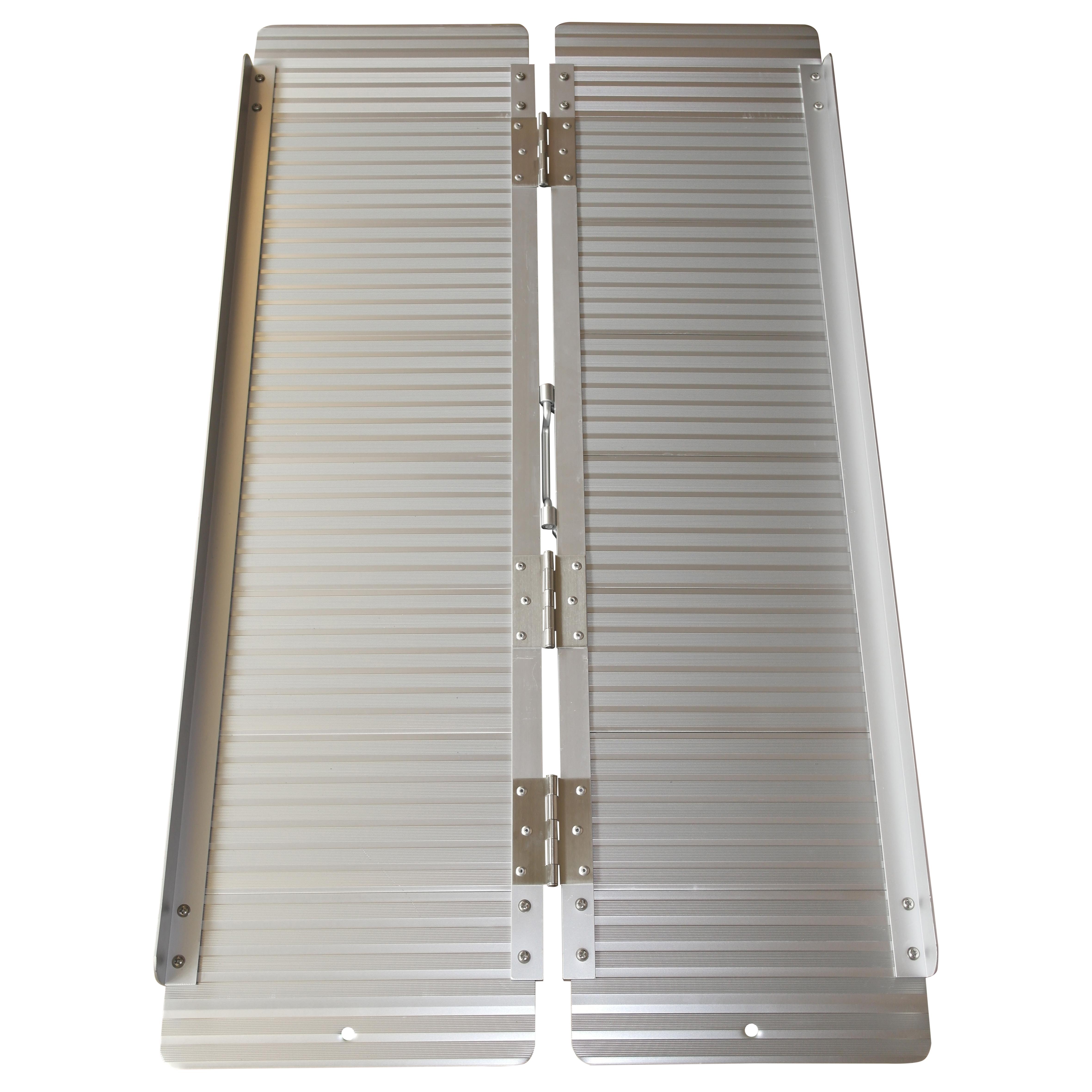 Foldbar kørestolsrampe (fra 45 til 180 cm) fra