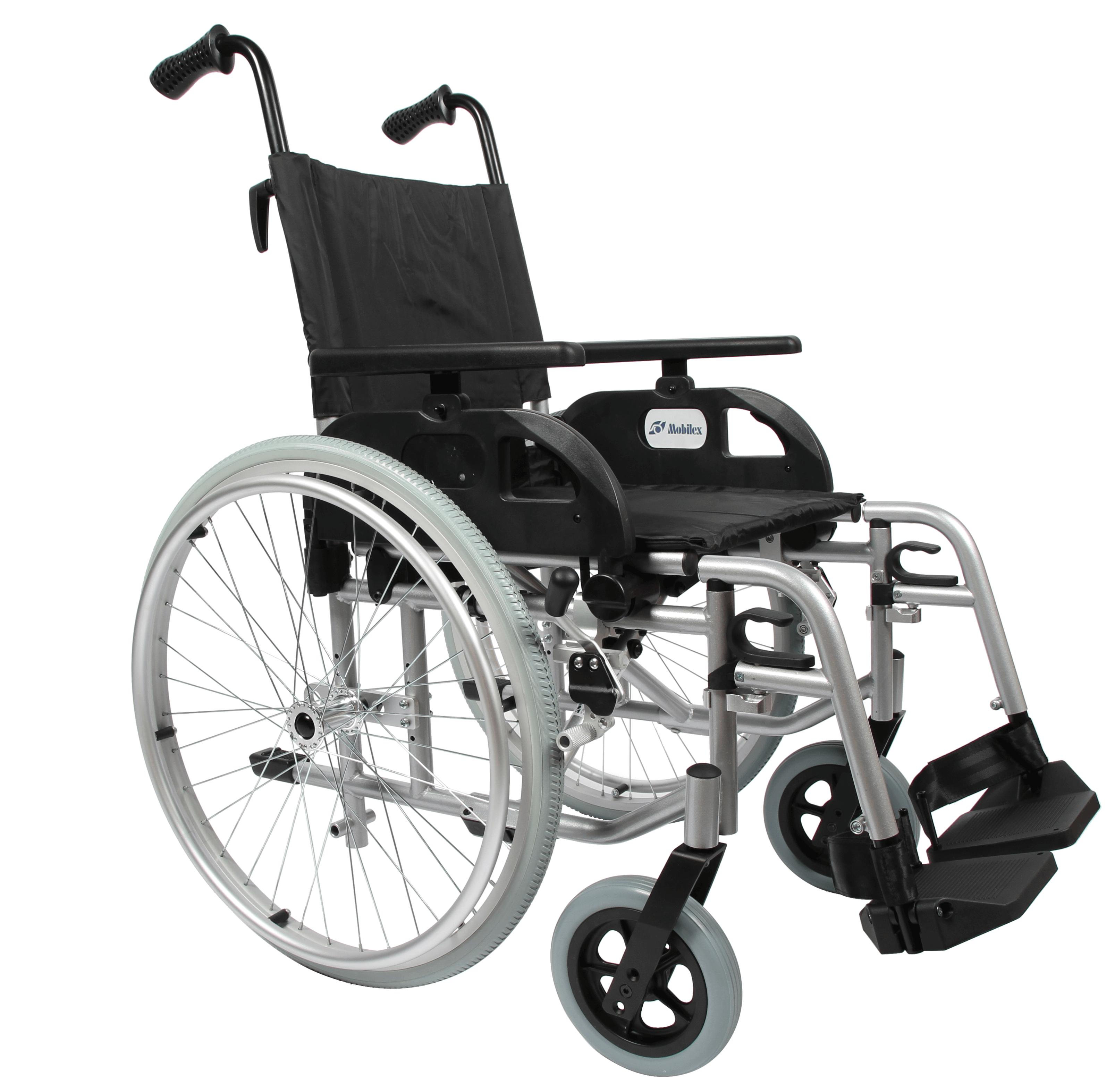 """Transportkørestol, fås i fire bredder (""""Marlin"""") – pris 2999.00"""