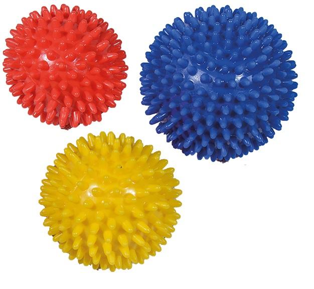 Massagebold til hænder/fødder, vælg ml. 3 størrelser