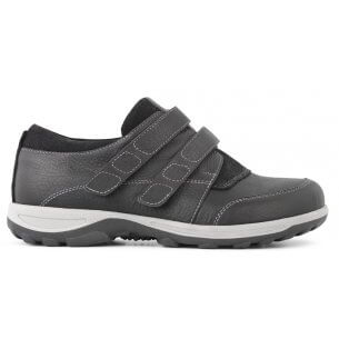 New Feet damesko med velcrolukning