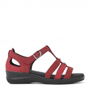 Lækker og klassisk New Feet sandal til damer.