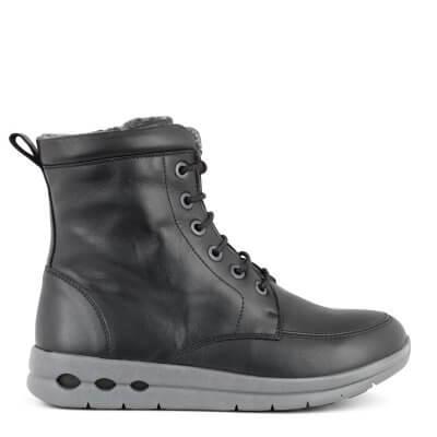 New Feet damestøvle med snørebånd