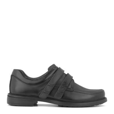 Skoen er foret med OnSteam foer, som ikke krakelerer og bliver hårdt ved brug.