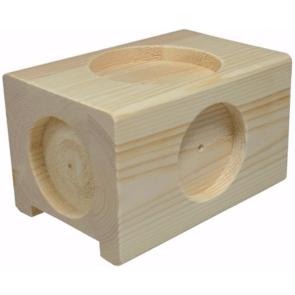 Gode forhøjerklodser i træ