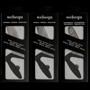 Pakke med tre ergonomiske køkkenknive