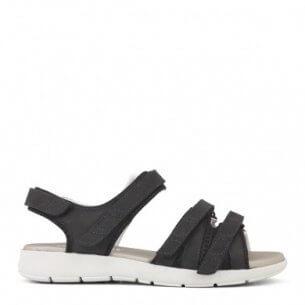 New Feet damesandal med ultra-let sål