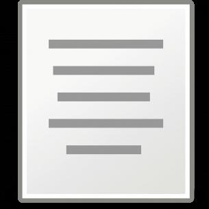 Faktura på papir