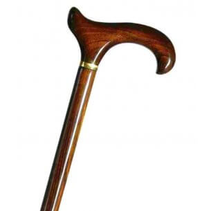 Ekstra lang træstok, 109 cm