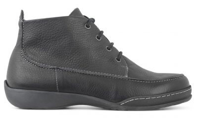New Feet sort ankelstøvle