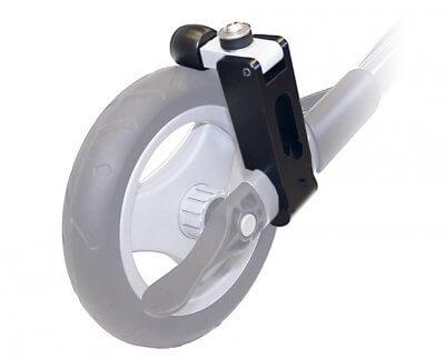 Slæbebremse til Topro rollatorer, leveres i sæt á 2 stk.