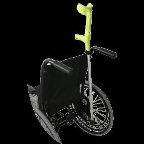 Stokkeholder til Line kørestol