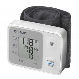 En effektiv blodtryksmåler til håndleddet