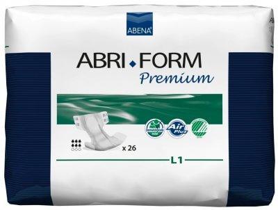 Abena Abri-Form fås i 13 forskellige varianter