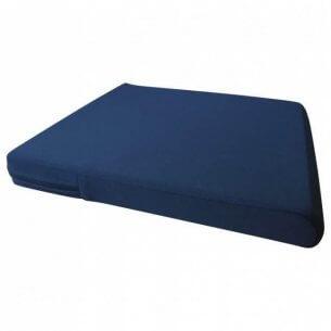 Blød siddepude, som passer godt til almindelige stole