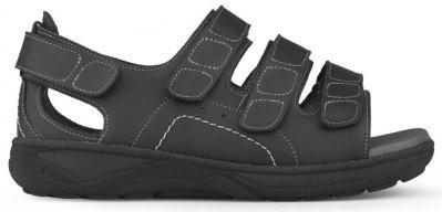 Flot herre-sandal fra New Feet