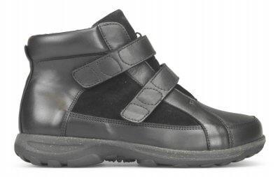 Bred dame støvle fra New Feet