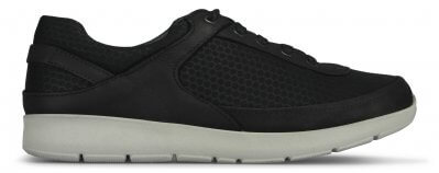 New Feet sporty snørresko i sort