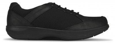 New Feet sporty herresko med snørrebånd - ekstra bred