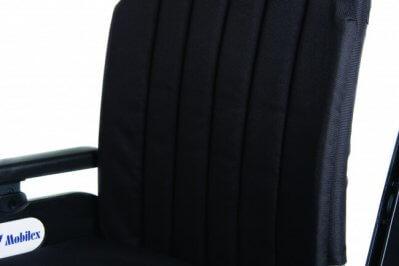 Flipryg til kørestol, 51 cm.