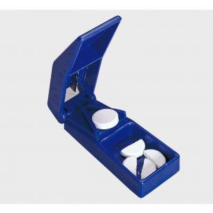 Effektiv pilledeler med skarpt knivblad
