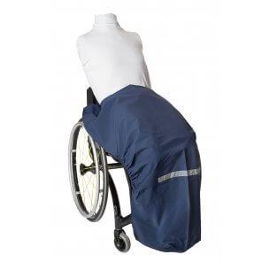 Godt regnslag til kørestolsbrugere